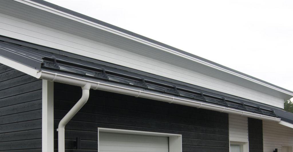Rännit ja kattoturvatuotteet