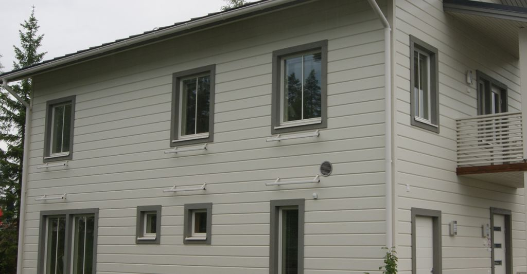 Rännit ja kattoturvatuotteet suuriin ja pieniin taloyhtiöihin