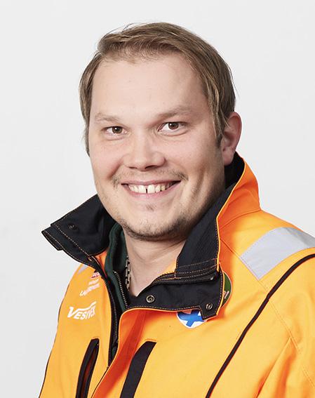 Mikael Heino Vesivek