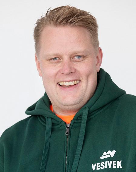 Juha Hyväri Vesivek