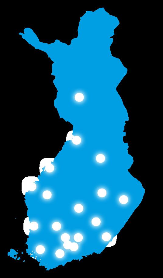 Vesivekin kartta