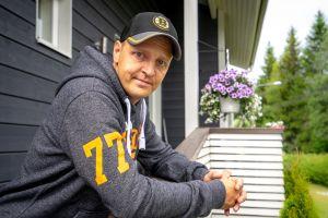 Vesivek Mikko Hirvonen